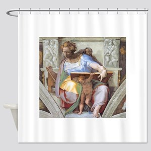 Daniel Prophet of Israel Shower Curtain