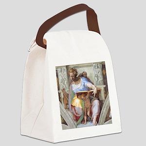 Daniel Prophet of Israel Canvas Lunch Bag