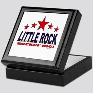 Little Rock Rockin' Big Keepsake Box