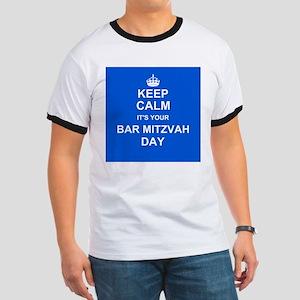 Keep Calm its your Bar Mitzvah day T-Shirt