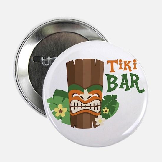 "Tiki Bar 2.25"" Button"