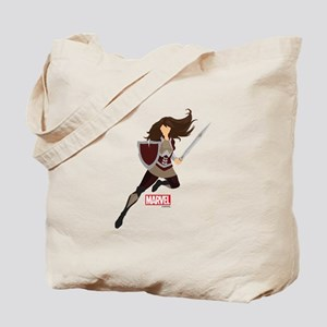 Lady Sif Tote Bag
