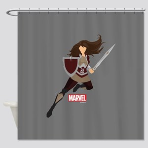 Lady Sif Shower Curtain