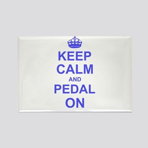 Keep Calm and Pedal on Magnets