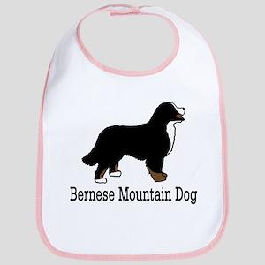 Bernese Mt. Dog Bib