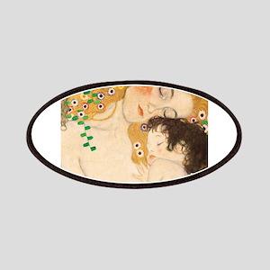 Klimt Mother and Child vintage art Patches