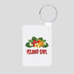 Island Girl Keychains