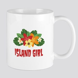 Island Girl Mugs