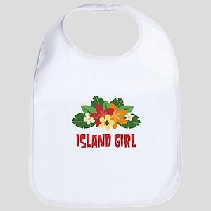 Island Girl Bib