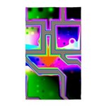 Window into Universe 3'x5' Area Rug