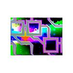 Window into Universe 5'x7'Area Rug