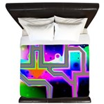 Window into Universe King Duvet