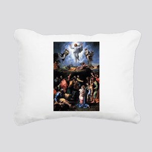 Transfiguration Rectangular Canvas Pillow