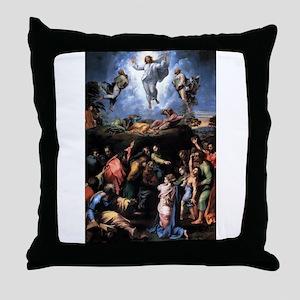 Transfiguration Throw Pillow