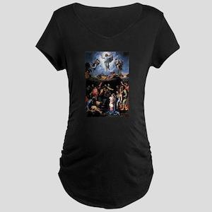 Transfiguration Maternity T-Shirt