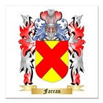 Farran Square Car Magnet 3