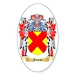 Farran Sticker (Oval 50 pk)