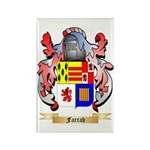 Farrah Rectangle Magnet (100 pack)