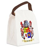 Farrah Canvas Lunch Bag