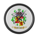 Farragher Large Wall Clock