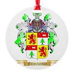 Farquharson Round Ornament
