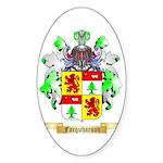 Farquharson Sticker (Oval 10 pk)