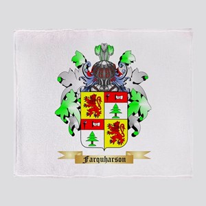 Farquharson Throw Blanket