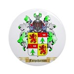 Farquharson Ornament (Round)