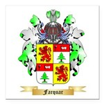 Farquar Square Car Magnet 3