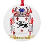 Farnworth Round Ornament