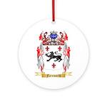 Farnworth Ornament (Round)