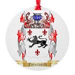 Farnsworth Round Ornament