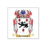 Farnsworth Square Sticker 3