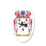 Farnsworth 35x21 Oval Wall Decal