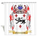 Farnsworth Shower Curtain