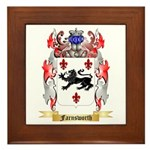 Farnsworth Framed Tile
