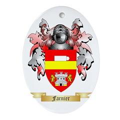 Farnier Ornament (Oval)