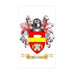 Farnaux Sticker (Rectangle 50 pk)