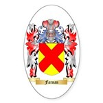Farnan Sticker (Oval 50 pk)