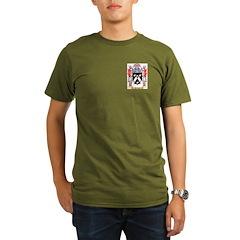 Farmer Organic Men's T-Shirt (dark)