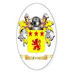 Farley Sticker (Oval 50 pk)