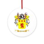 Farley Ornament (Round)