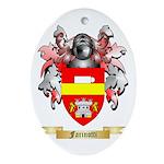 Farinotti Ornament (Oval)