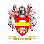 Farinone Small Poster