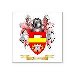Farinola Square Sticker 3