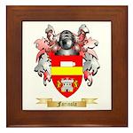 Farinola Framed Tile