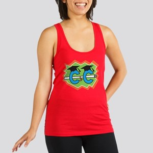 Cross Country Grad Racerback Tank Top