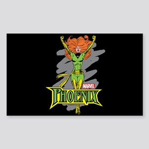 Phoenix Sticker (Rectangle)