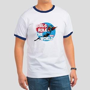 Girls Rule the World Ringer T