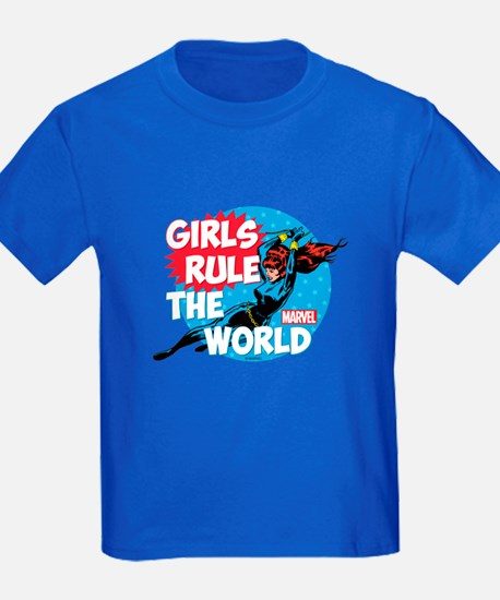 Girls Rule the World T